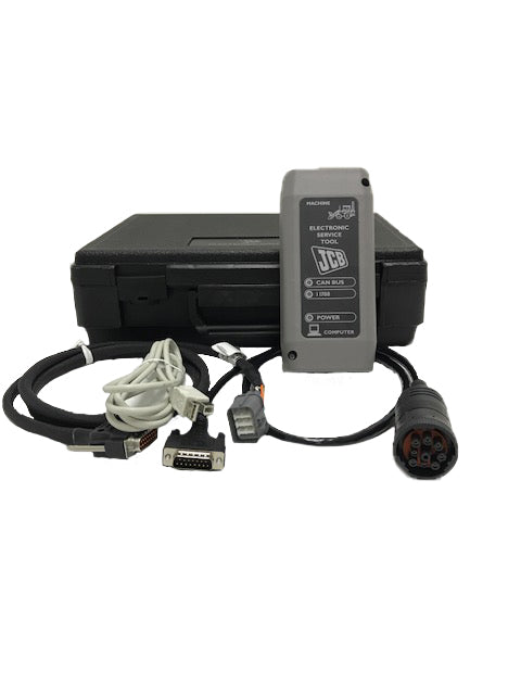 Jcb Data Link Adapter Kit Genuine - Complete JCB Diagnostic kit Include Interface & Professional CF-52 Laptop With Latest 2020 Service Master 4 Software