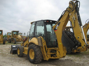 420E Backhoe Loader Workshop Service Repair Manual S/N : HLS