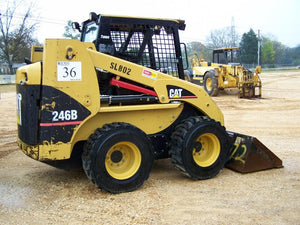 caterpillar 246b 248b 252b 262b 268b auxiliary hydraulic rh the best manuals online com Cat 277C Cat 272C