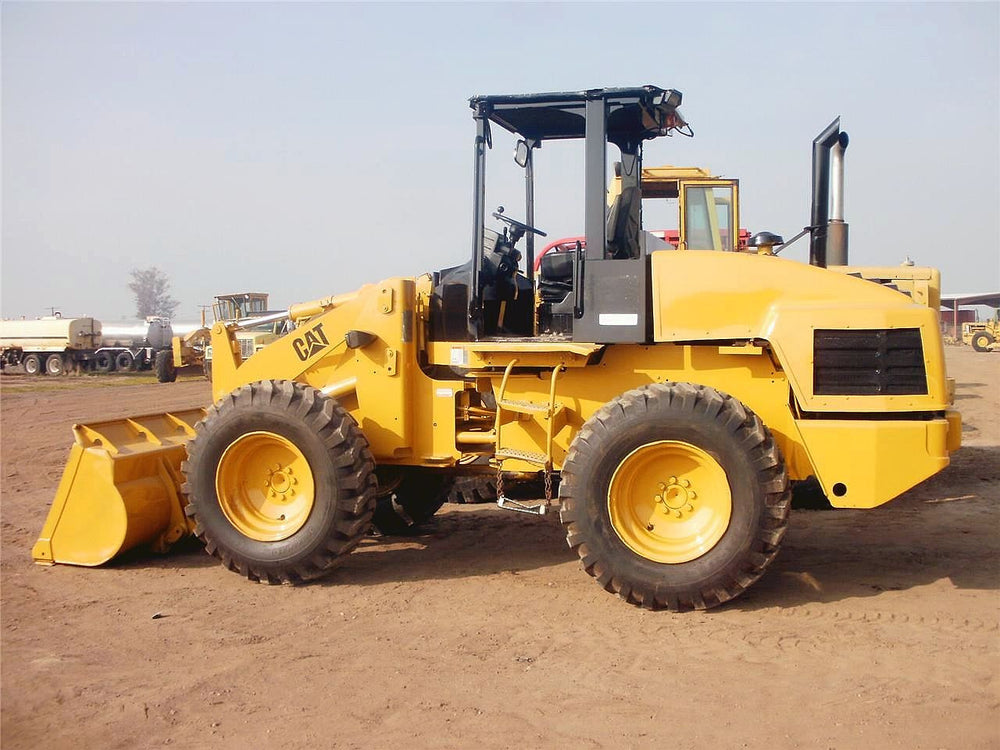 914G Wheel Loader Parts Manual \ Parts Catalog