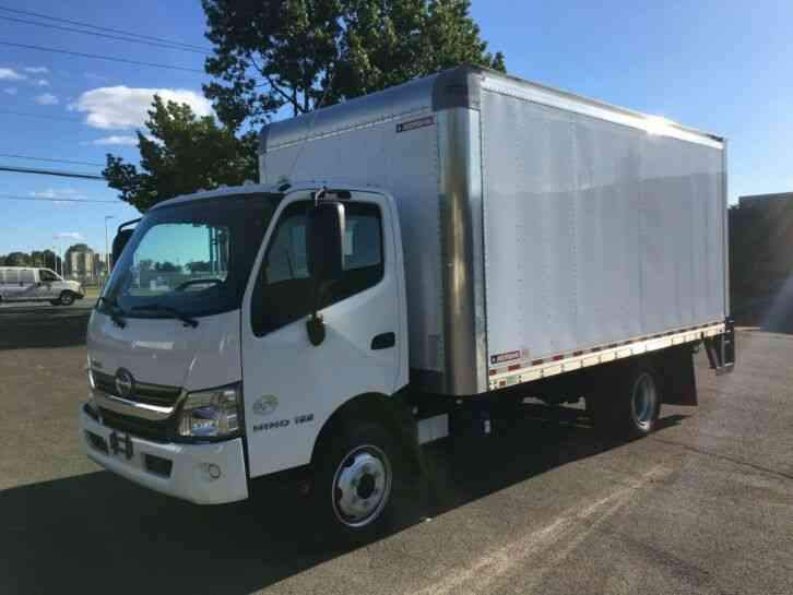 Hino 2017 155 195 155h 195h Series Truck Chassis Models Official Body Builder Book