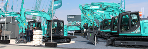 KOBELCO Construction Machinery Service Library Latest 2019 - PDF Service Manuals Complete Set !