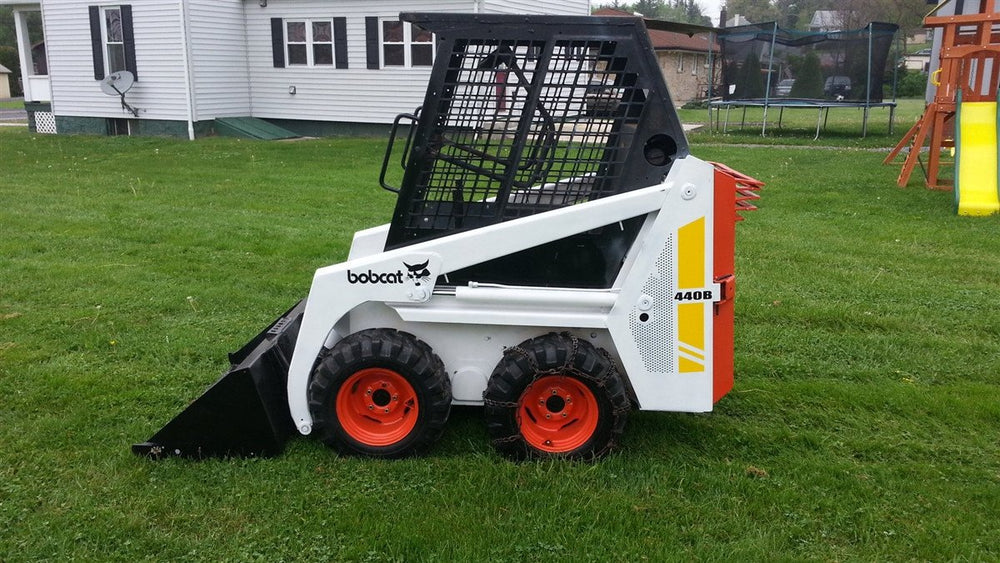 Bobcat 440b Series Skid Steer Loader Workshop Service