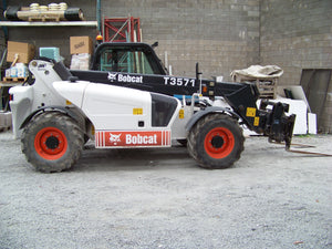Bobcat T3571 T3571L Telescopic Handler Workshop Service Repair Manual #1