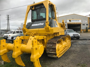 Komatsu D85A-21 D85E-21 D85P-21 Bulldozer Official Workshop Service Manual