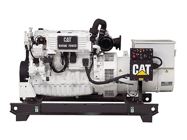 Caterpillar C9 Marine Generator Set Electrical System