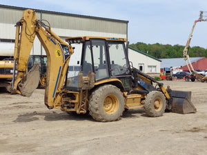 416C Backhoe Loader Workshop Service Repair Manual For Serials 1WR