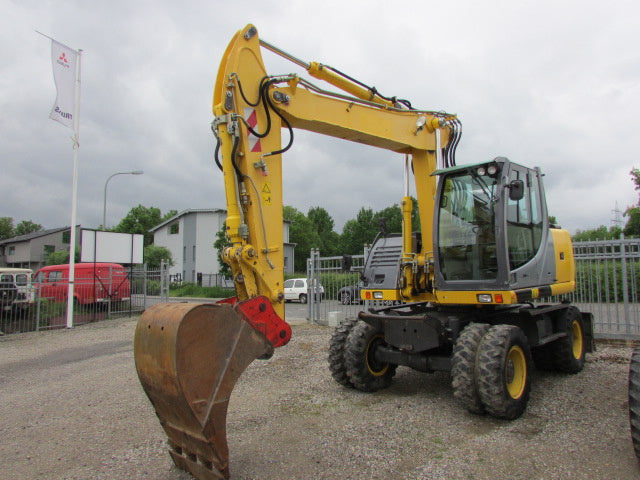 New Holland MhCity MhPlus Mh5.6 Hydraulic Excavator Official Workshop Service Repair Technical Manual