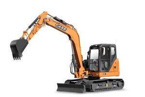 CASE  CX75SR / CX80 TIER 3 Crawler Excavator Workshop Service Repair Manual
