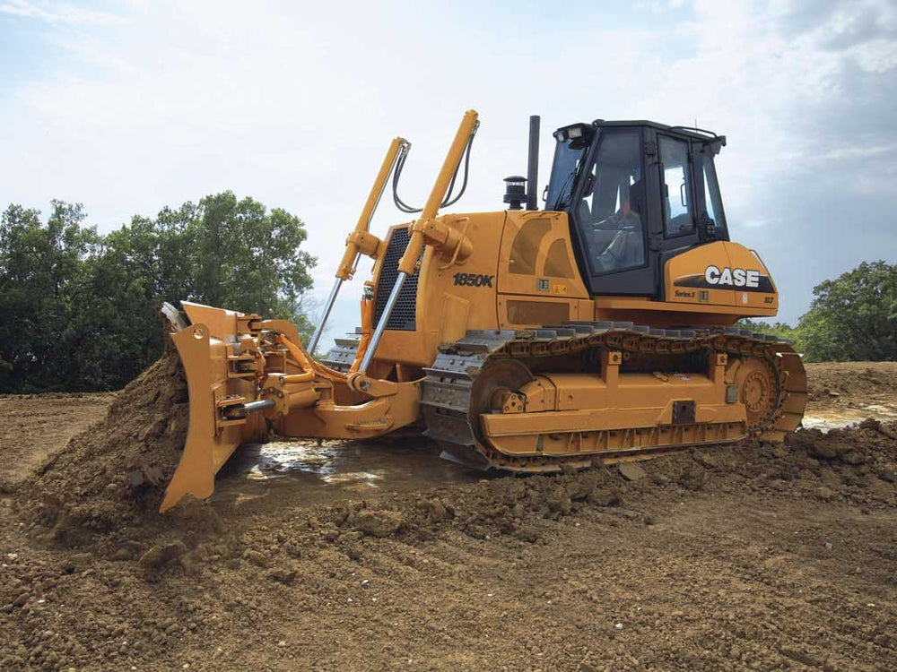 Case 1850K Tier 2 Crawler Dozer Workshop Service Repair Manual