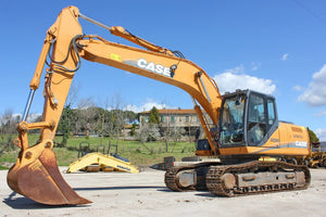 CASE CX210 CX230 CX240 Crawler Excavators Workshop Service Repair Manual