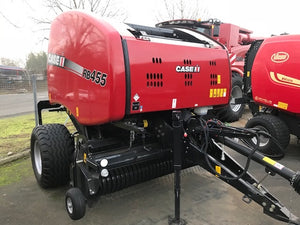 Case IH RB455 RB465 RB565 Round Baler Official Workshop Service Repair Manual