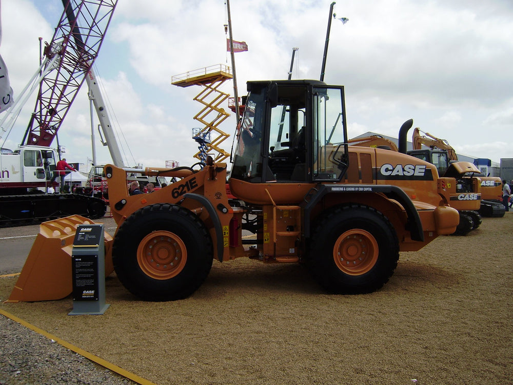 Case 621E Tier 3 Wheel Loader Workshop Service Repair Manual