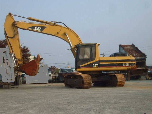 Caterpillar 330BL Excavator Official Workshop Service Repair Manual