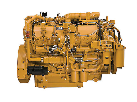 Caterpillar  C27 and C32 Generator Sets Engines Disassembly and Assembly Workshop Manual