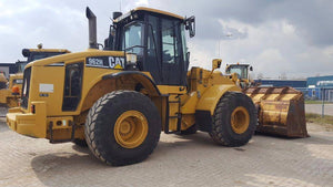 caterpillar 950h 962h and it62h wheel loader hydraulic system rh the best manuals online com Cat IT14 Wheel Loaders 950C Cat Wheel Loader Spec