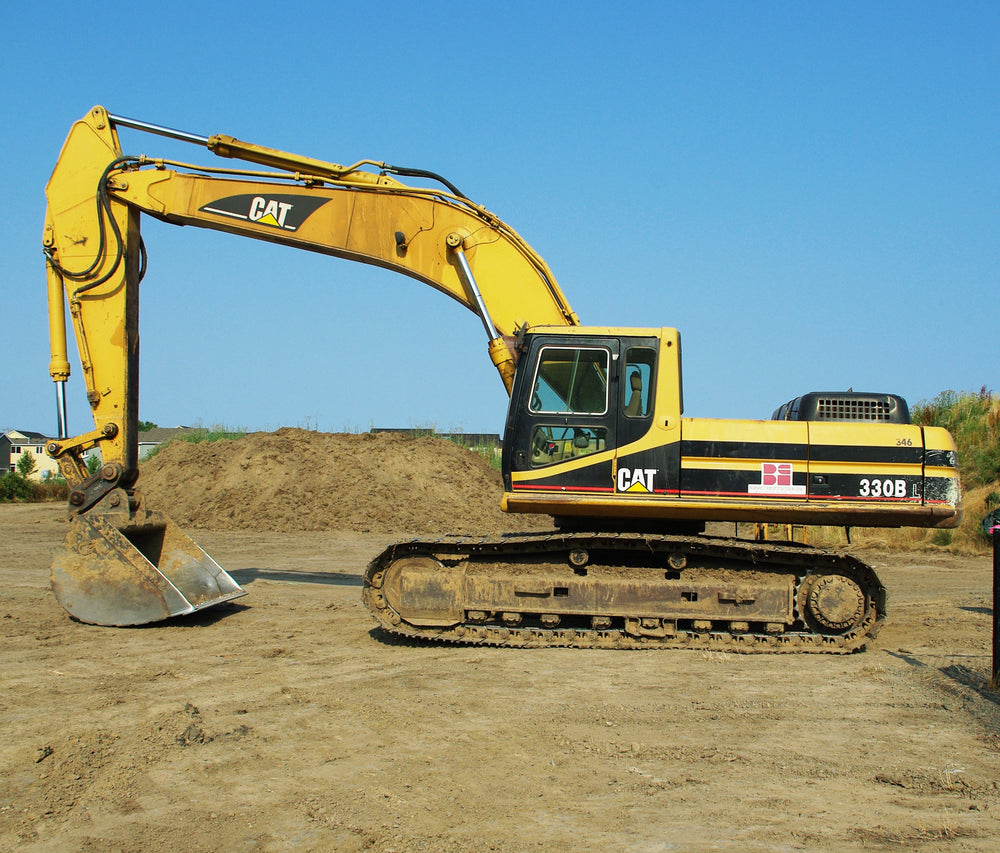Caterpillar Wiring Diagram C7 C9 C15 Acert Service Cat Telehandler Diagrams 330b L Excavator Electrical System Schematic