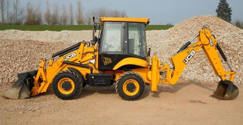 JCB 2CX 210 212 backhoe loader Service Manual SN: 930000 vanaf & 903000