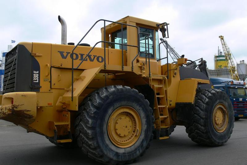 Volvo L330E Wheel Loader Factory Workshop Service Repair Manual