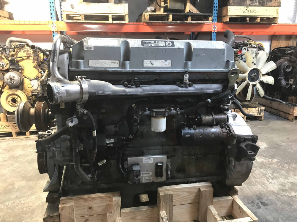 Detroit Diesel Series 60 Official Application & Installation Manual