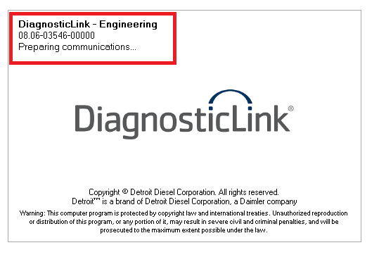 Detroit Diesel Diagnostic Link (DDDL 8.06) The Only Real Engineering Level !   MCM and CPC Programming Is Enabled !