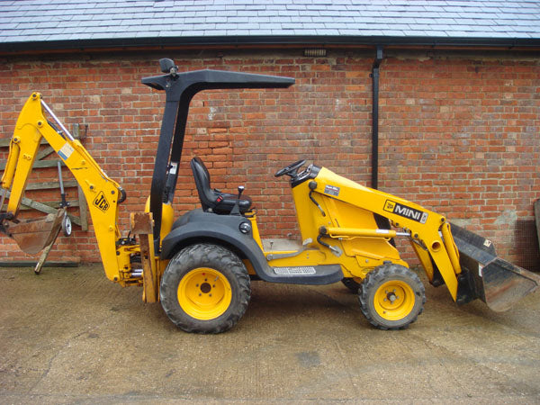 JCB Mini Cx Backhoe Loader Workshop Service Repair Manual #1