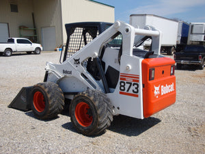 Bobcat 873G 883G Skid Steer Loader Workshop Service Repair Manual