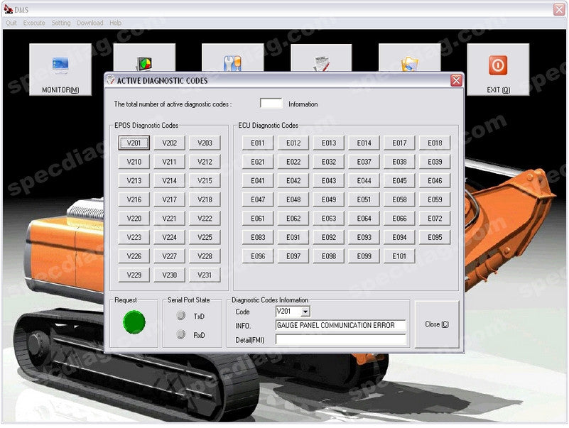 Doosan Data Monitoring System (DMS-3) 1.41 - Latest Version !