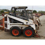 Bobcat 542B Skid Steer Loader Series Workshop Service Repair Manual