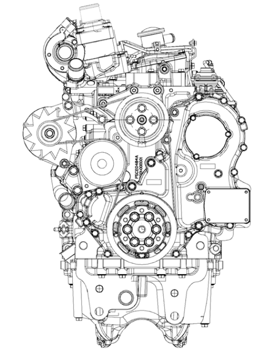 Case IH F5AE9484B F5AE9484G F5AE9484K Engines Official Workshop Service Repair Manual