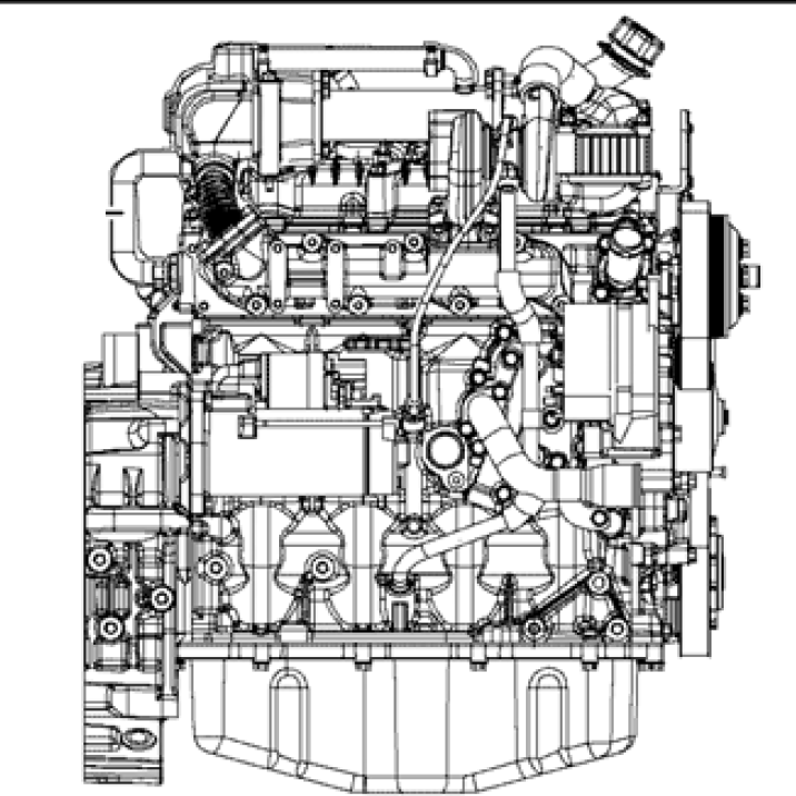 Case IH F5CE9454G F5CE9484C F5CE9484E Engines Official Workshop Service Repair Manual