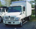 Hino 2007 145 165 185 238 258 268 338 Series Truck Chassis Models Official Body Builder Book