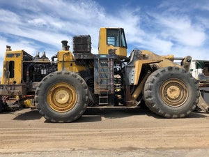 Komatsu WA900-3E0 Wheel Loader Official Workshop Service Repair Technical Manual