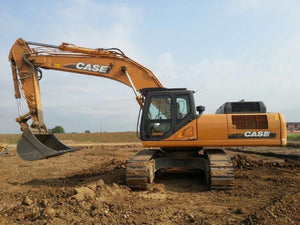 Case CX350C Tier 4 Crawler Excavator Factory Workshop Service Repair Manual