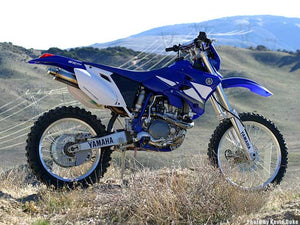 Yamaha WR250 WR250F Workshop Service Repair Manual 2000-2006 – The ...