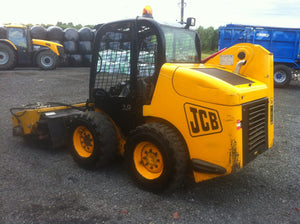 JCB Robot 190 1110 Skid Steer Loader Workshop Service Repair Manual (Older Sân)
