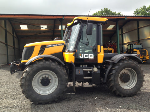 JCB 3200 3230 Tier 4 Fastrac Workshop Service Repair Manual