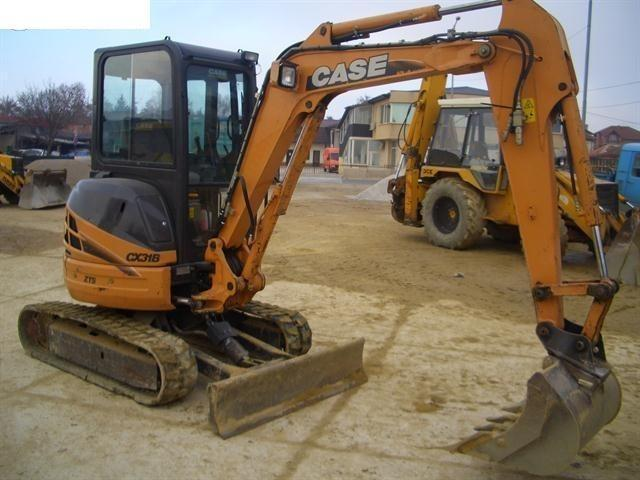 CASE CX31B CX36B Compact Hydraulic Excavator & Engine Workshop Service Manuals