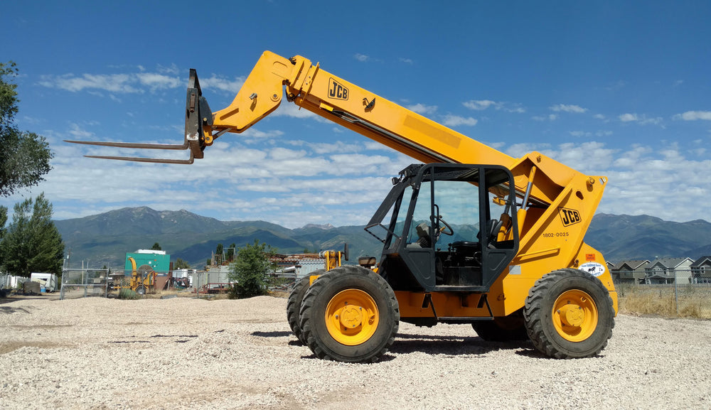 Jcb 506C 506CHL 508C Telescopic Handler Workshop Service Repair Manual