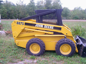 John Deere 8875 Skid-Steer Loader Technical Service Manual