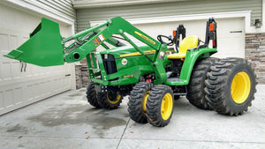 John Deere 3032E 3036E 3038E Compact Utility Tractors Service Repair Test and Adjustments Manual TM100619