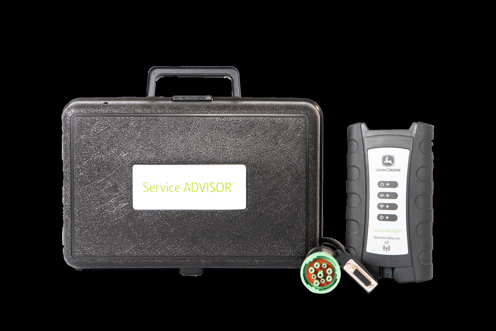 John Deere EDL v3 Interface & Service Advisor 5.2 Pre Installed CF-52 Laptop - Complete Diagnostic Kit 2020