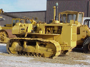 Komatsu D60F-8 D60F-8A Bulldozer Official Workshop Service Repair Technical Manual