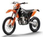 Ktm 400 450 530 EXC \ EXC Six-Days \ XC-W Six-Days WorkShop Service Repair Manual 2008-2009