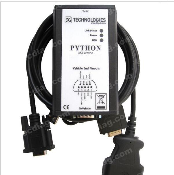 KUBOTA DIAGNOSTIC KIT (PYTHON) Diagnostic Adapter- Diagmaster 2015 Software ! Full Online Installation And Activation Service !
