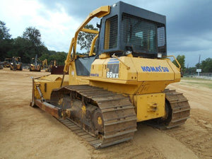 Komatsu D65WX-15EO Power Angle Power Tilt Dozer Official Workshop Service Manual