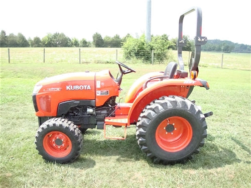 Kubota L3200 Tractor Official Workshop Service Repair Manual