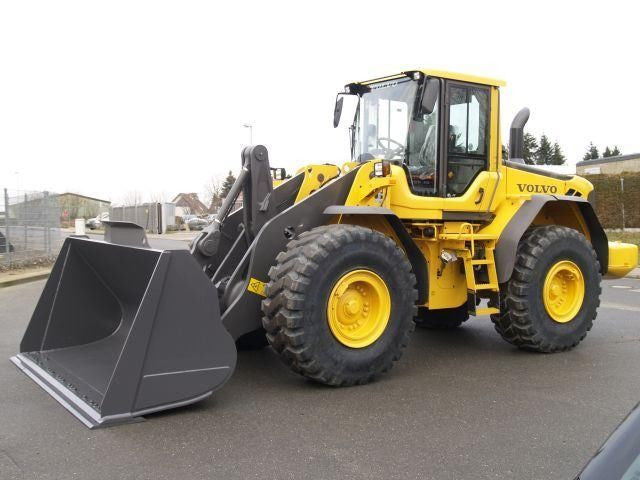 Volvo L110F Wheel Loader Factory Workshop Service Repair Manual