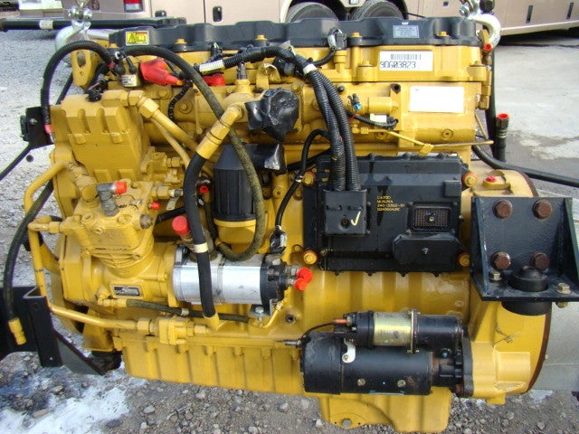 Caterpillar C9 Engine Operation and Maintenance Manual