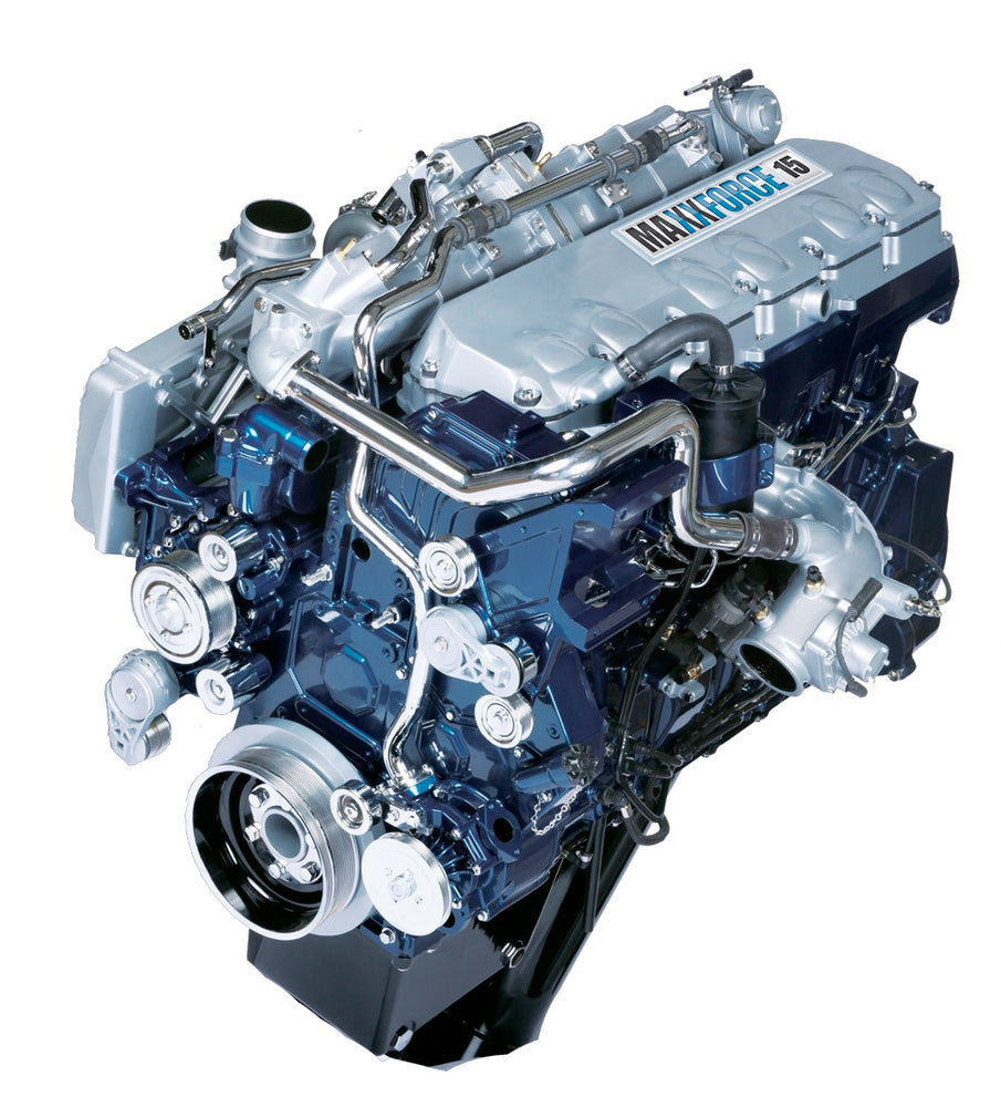 Navistar International MaxxForce 15L Diesel Engine Official Workshop Service Repair Manual